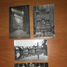 Postales: POSTALES ANTIGUAS DE ZARAGOZA. Lote 115525695