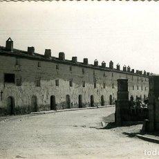 Postales: LA ALMUNIA DE DOÑA GODINA (ZARAGOZA). ARRABAL. FOTOGRÁFICA.. Lote 115930763