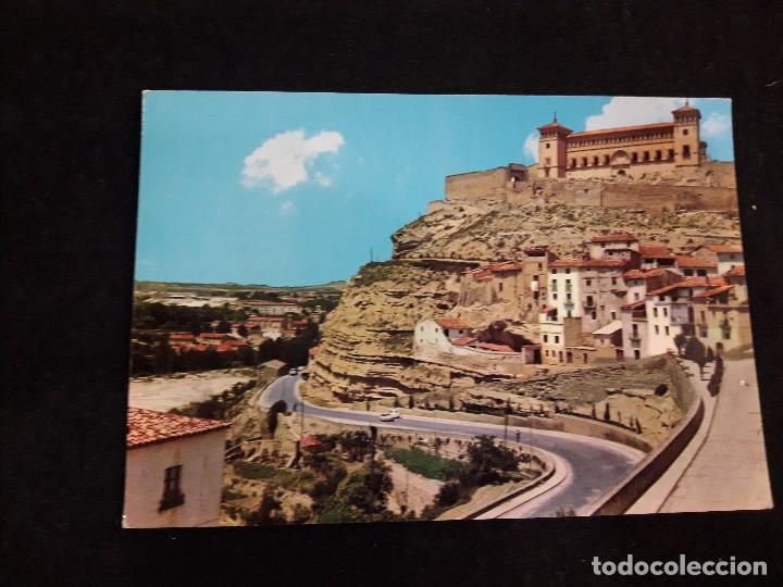 ALCAÑIZ- CASTILLO CALATRAVOS (Postales - España - Aragón Moderna (desde 1.940))