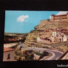 Postales: ALCAÑIZ- CASTILLO CALATRAVOS. Lote 116182659