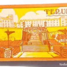 Postales: BLOC DE 20 POSTALES DE TERUEL. Lote 116516599