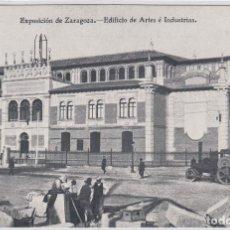 Postcards - Exposición de Zaragoza. Edificio de Artes e Industrias - 116647035