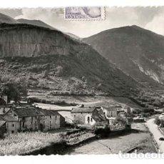 Postales: HUESCA TORLA VISTA GENERAL EDICIONES SICILIA 34. CIRCULADA. Lote 116952363