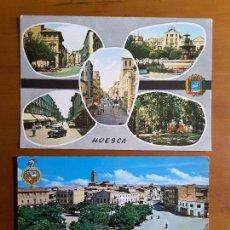 Postales: POSTALES DE HUESCA. Lote 117412839