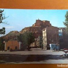 Postales: POSTAL DE MONZON - 2002 CALLE DEL GENERAL MOLA . Lote 117423967