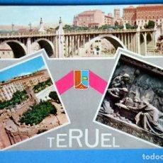 Postales: POSTAL DE TERUEL. Lote 117575519