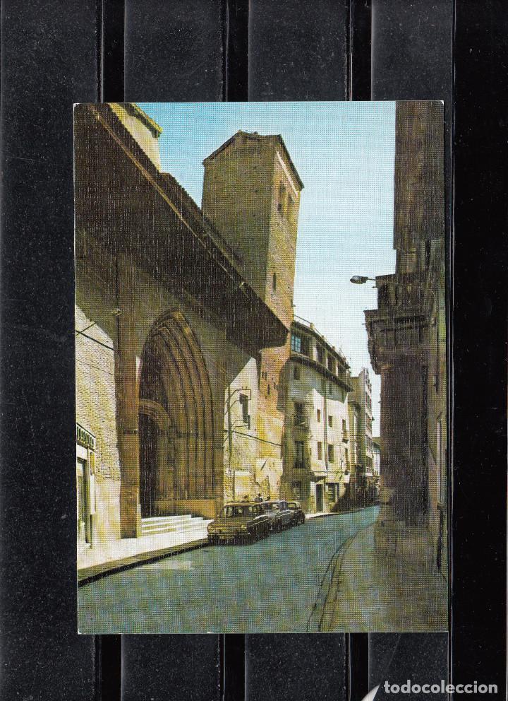 Nº 20 CALATAYUD. CALLE DATO Y SAN PEDRO DE LOS FRANCOS CON SU TORRE INCLINADA (Postales - España - Aragón Moderna (desde 1.940))