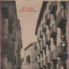Postales: POSTAL DE JACA - CALLE DEL OBISPO Nº 14 - F.H. Lote 118295779