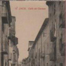 Postales: POSTAL DE JACA - CALLE DEL CARMEN Nº 12 - F.H. Lote 118295923