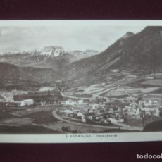Postales: POSTAL 1. BENASQUE. VISTA GENERAL.. Lote 118357767