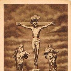 Postales: ALCOLEA DE CINCA (HUESCA), SANTO CRISTO DE LOS MILAGROS. Lote 118576339