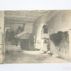 Postales: ANTIGUA POSTAL - CALATAYUD, MESÓN DE LA DOLORES - EDIT. ? - AÑO 1919. Lote 118887618