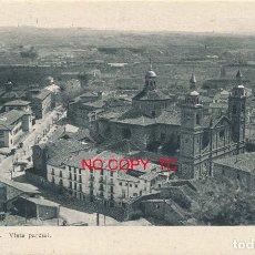 Postales: POSTAL ARAGÓN ZARAGOZA CALATAYUD FOTO RUBIO ARRIBAS VISTA PARCIAL. Lote 119241759