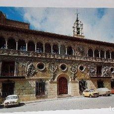 Postales: POSTAL TARAZONA Nº 22 CASA CONSISTORIAL, EDC. SICILIA, SIN USO.. Lote 120098947
