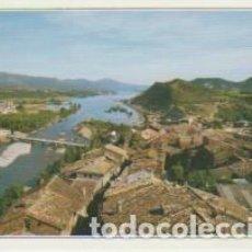 Postales: (26) L'AINSA (HUESCA). RIO CINCA Y VISTA PARCIAL. Lote 120142067