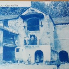 Postkarten - POSTAL TORLA HUESCA Nº 3 CASA DE VIU FONDA PRADAS EDIC SILVERIO PASCUAL ARAGON PERFECTA CONSERVACION - 120526551