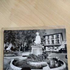 Postales: POSTAL GRAUS. FUENTE Y PLAZA BARCELONA. NO CIRCULADA.. Lote 120622302