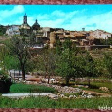 Postales: SARRION - VISTA PARCIAL. Lote 120820291