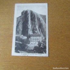 Postales: ANTIGUA POSTAL ALHAMA DE ARAGÓN. Lote 121909131