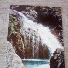 Postales: POSTAL - BIELSA - VALLE DE PINETA - CASCADA EN EL LIO DE LA LARRI Nº 36 - ED. SICILIA. Lote 123307051