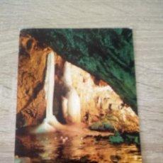 Postales: POSTAL - PARQUE NACIONAL DE ORDESA - GRUTA HELADA DE CASTERET - Nº 2 - ED. SICILIA. Lote 123331419