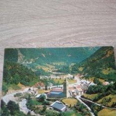 Postales: POSTAL - BELSA - PIRINEO ARAGONÉS - VISTA PANORÁMICA - CARRETERA FRANCESA Nº 32 - ED. SICILIA. Lote 123331795