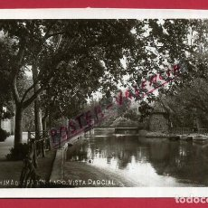 Cartes Postales: POSTAL ALHAMA DE ARAGON, LAGO, VISTA PARCIAL, P88850. Lote 123359455
