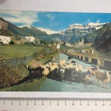 Postales: POSTAL. TORLA. HUESCA. VISTA GENERAL. ED. SICILIA. H. 1970?. Lote 123399972