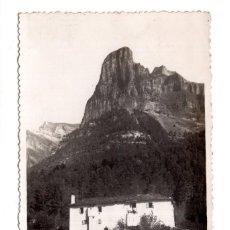Postales: VALLE DE ORDESA. HUESCA.- TORAL DEL MALLO. ED. ARRIBAS. Lote 124459663
