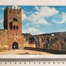 Postcards - POSTAL. MONASTERIO DE PIEDRA. ZARAGOZA. Torre del Homenaje. GARCÍA GARRABELLA. H. 1970? - 124503440