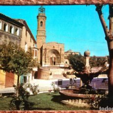 Postales: CASPE - PLAZA SANTA MARIA. Lote 125260843