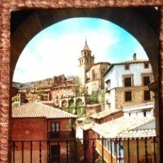 Postales: ALBARRACIN - VISTA PARCIAL. Lote 125262543