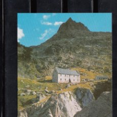 Cartes Postales: Nº 14 - BENASQUE. CHALET-REFUGIO DE LA RECLUSA C.E.C. AL FONDO, PICO RENCLUSA. Lote 126371947