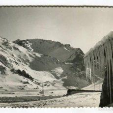 Postales: CANFRANC - CANDANCHU EDICIONES SICILIA ESCRITA EN 1960 13,5 X 9 CMS APROX.. Lote 126629963