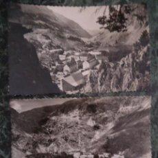 Postales: 2 POSTALES FOTOGRÁFICAS BALNEARIO DE PANTICOSA. HUESCA. Lote 127250815
