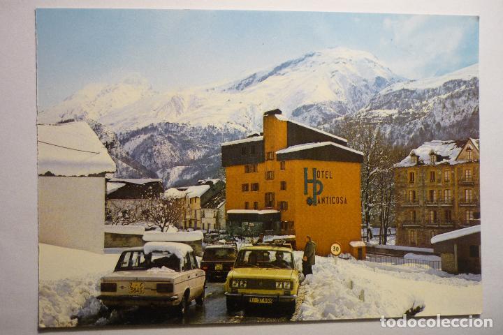POSTAL PANTICOSA -HOTEL (Postales - España - Aragón Moderna (desde 1.940))