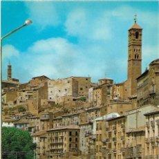 Postales: TARAZONA Nº 23 CALLE CALVO SOTELO .- EDICIONES SICILIA .- RENAULT 8 S/C. Lote 128524319