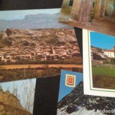 Postales: HUESCA 6 POSTALES. Lote 128536507