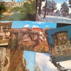 Postales: TERUEL Y PROVINCIA 18 POSTALES. Lote 128536679