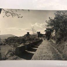 Postales: AINSA (HUESCA) POSTAL NO.3 ANTIGUO CASTILLO. EDITA: EDICIONES SICILIA (H.1950?). Lote 128591244
