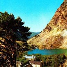 Postales: BALNEARIO DE PANTICOSA (HUESCA) -AL FONDO GARMONEGRO Y COLLADO DE PONDIELLOS- SIN CIRCULAR / P-4255. Lote 128599027