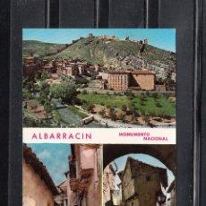 Postales: 2.010. ALBARRACIN. Lote 128608467