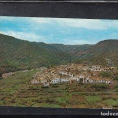 Postales: OLBA Nª 3. VISTA PANORÁMICA DE OLBAY SU LINDO VALLE PRIMAVERAL. Lote 128609087
