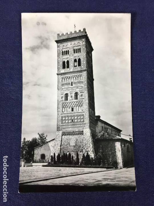 POSTAL TERUEL TORRE SAN MARTÍN 40 ED SICILIA ESCRITA NO CIRCULADA (Postales - España - Aragón Moderna (desde 1.940))
