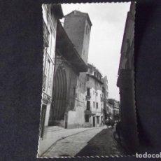 Postales: ZARAGOZA-V12B-SXX-CALATAYUD-TORRE DE SAN PEDRO-CIRCULADA. Lote 130306734