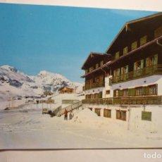 Postales: POSTAL CANFRANC-CANDANCHU HOTEL CANDANCHU. Lote 130642082