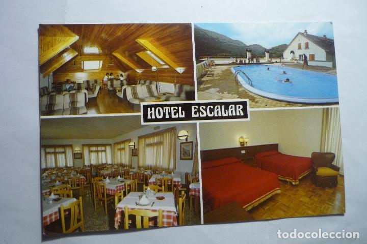 POSTAL PANTICOSA HOTEL ESCALAR (Postales - España - Aragón Moderna (desde 1.940))
