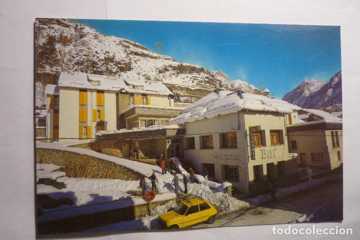 POSTAL PANTICOSA-HOTEL ESCALAR (Postales - España - Aragón Moderna (desde 1.940))
