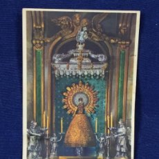 Postales: ARAGON ZARAGOZA IMAGEN VIRGEN DEL PILAR RIEUSSET SIN CIRCULAR XIX CENTENARIO DE SU VENIDA. Lote 130927224