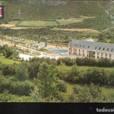 Postales: HOTEL Y CAMPING ORDESA. TORLA. PIRINEO ARAGONÉS. HUESCA.. Lote 131062124
